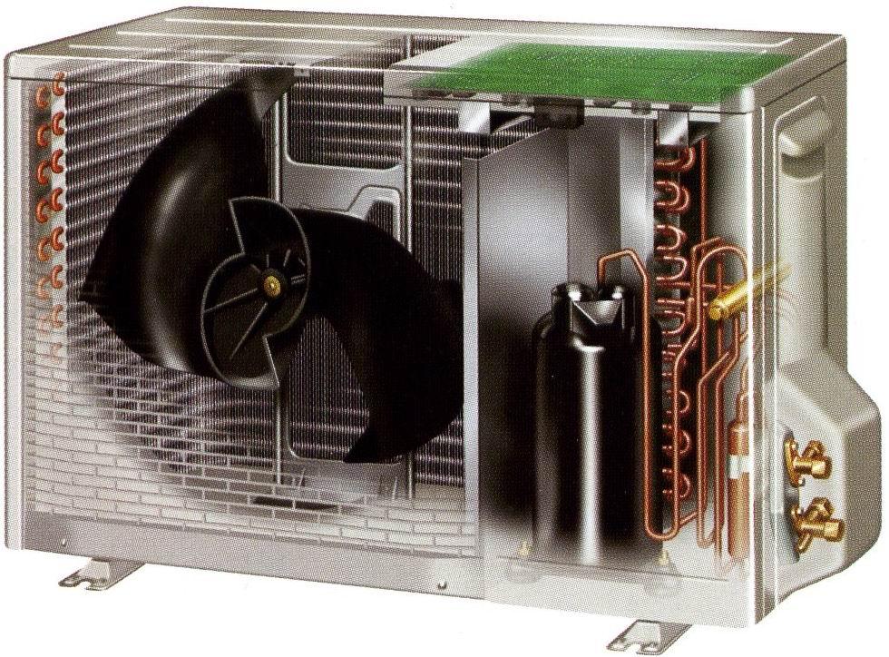 Замыкание компрессора в кондиционере
