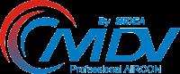 ремонт и обслуживание кондиционеров MDV